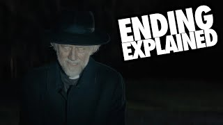 THE DARK AND THE WICKED (2020) Ending Explained