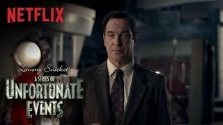 Lemony Snicket's A Series of Unfortunate Events | Teaser Trailer [HD] | Netflix