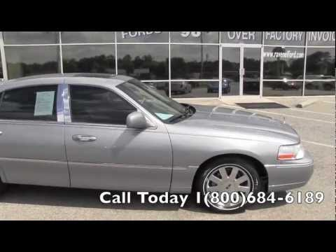 06 Lincoln Town Car On 26 S And 81 Trans Am On 22 S Videomoviles Com