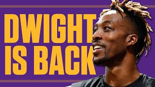 Dwight Howard's resurgence with the Lakers surprises the NBA | ESPN Voices
