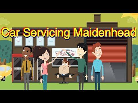 Maidenhead Car Servicing At Harper Motors