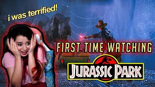 JURASSIC PARK (1993) was an AMAZING movie! First time watching, reaction & review