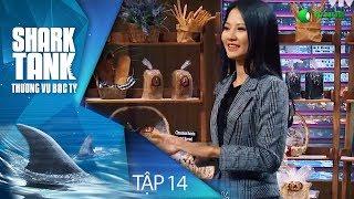 HOA HẬU THỂ THAO GỌI VỐN SHARK TANK | TẬP 14 [FULL] SHARK TANK VIỆT NAM | VTV 3