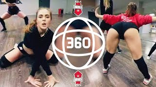 Puri x Sneakbo x Lisa Mercedez – Coño • Twerk Dance 360 VR Video (#VRKINGS)