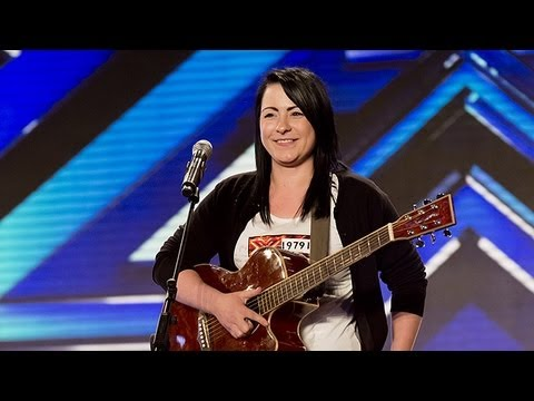 lucy spraggan 39 s audition last night the x factor uk 2012 youtube. Black Bedroom Furniture Sets. Home Design Ideas