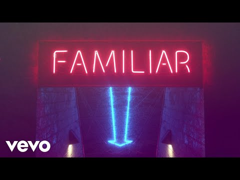 Liam Payne & J. Balvin - Familiar (Lyric Video)
