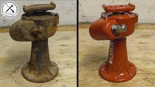 1930s German Spiral Jack - Perfect Restoration