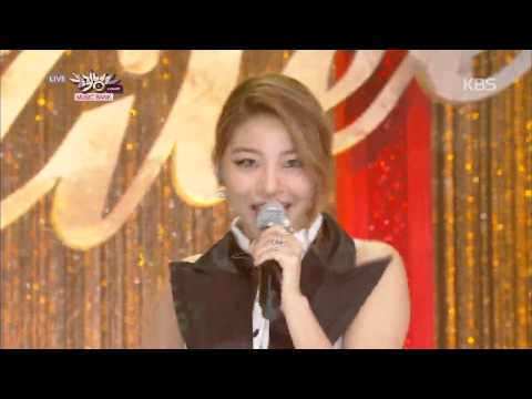 [HIT] 뮤직뱅크-에일리(Ailee) - 손대지마(Don't Touch me).20140926