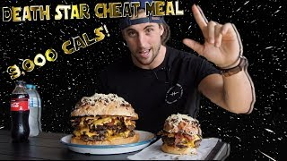 MAY the FOURTH Star Wars Special | Death Star Food Challenge | 9,000 Calorie Cheat Meal