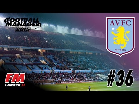 Football Manager 2015 | ASTON VILLA | 36 | SCOUTING RESTRUCTURE
