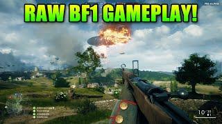 Battlefield 1 - 44 Minutes Pre-Alpha Gameplay