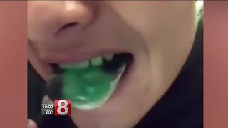 'Tide Pod Challenge' can have long-term affects on health