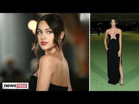 Olivia Rodrigo's 'inappropriate' dress creates buzz