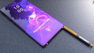 Samsung Galaxy Note 10 will be SENSATIONAL