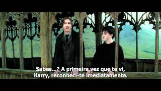 Harry Potter talks with Remus Lupin on the Bridge [A Window to the Past] - Prisoner of Azkaban