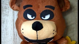 Weird FNaF Plushies Review