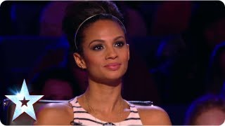 Will Alesha Dixon find love on this week's show? | Britain's Got Talent 2013