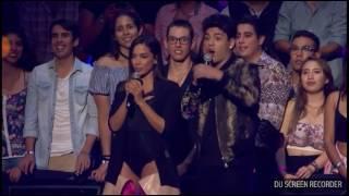 Anitta y Sebastián Villalobos en PREMIOS MTV MIAW 2017