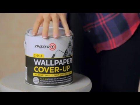 Zinsser  Wallpaper Cover Up  2.5L