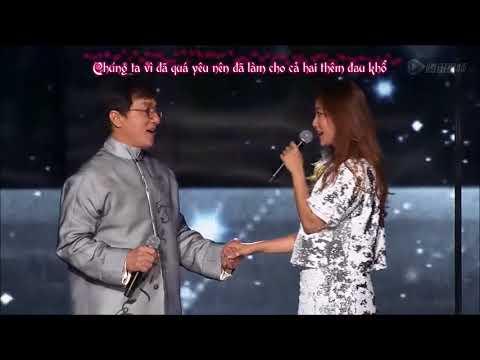 [LIVE] Endless Love Thành Long ft  Kim Hee Sun | Ost Thần Thoại | Lyric Vietsub