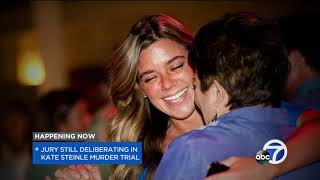 No verdict after 4 days of deliberation in Kate Steinle murder trial