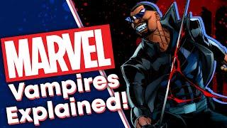Marvel's Vampires: The Forgotten Creatures of Comics!