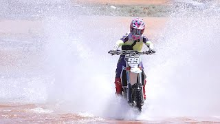 Riding Dirt Bikes on Water - Buttery Vlogs Ep92