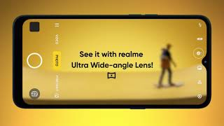 Leap to Quad Camera | Ultra Wide - Angle Lens