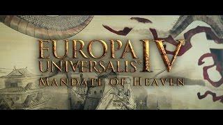 Europa Universalis IV - Mandate of Heaven Announcement Trailer