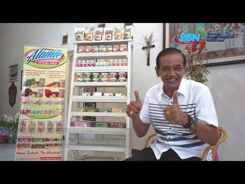 https://www.youtube.com/watch?v=6ijuUKV016IALAMIE, Mi Instan Organik Ber-SNI dari Alam Yogyakarta