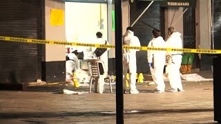 Shootout at famed Mexico City mariachi plaza leaves five dead