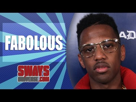 Fabolous Freestyles Live, Breaks Down Lyrics & Who Can Out-rap Him