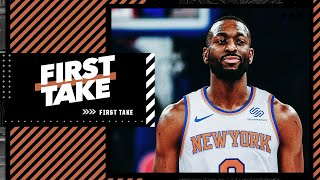 Kemba Walker to sign with the Knicks after OKC Thunder contract buyout | First Take