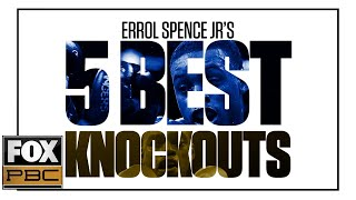 Errol Spence Jr.'s 5 Best Knockouts | PBC ON FOX