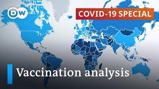 Mapping coronavirus vaccination progress and vaccine distribution | COVID-19 Special