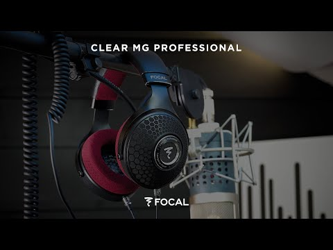 Discover Clear Mg Professional, exceptional headphones for Music creators