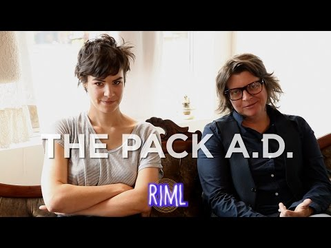 The Pack AD on Records In My Life interview 2016