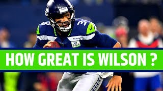 Where Does Russell Wilson Rank All Time RIGHT NOW