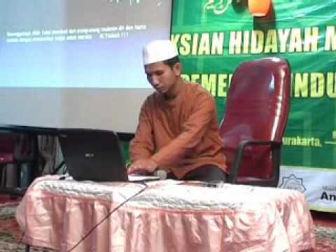 Ceramah Mantan Pendeta Hindu (Mualaf) Part 7.wmv