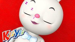 Sleeping Bunnies | Plus Lots More Nursery Rhymes | COMPILATION by KiiYii | Songs For Children