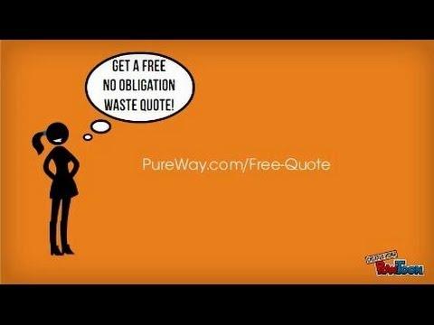 PureWay Waste Disposal Service