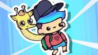 I'M IN THIS GAME!!!   The Adventure Pals