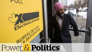 High stakes byelection for Singh with votes in Ontario, B.C. and Quebec | Power & Politics