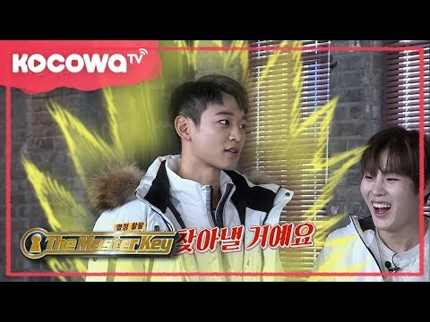 [The Master Key] Ep 8_Team Relay Game