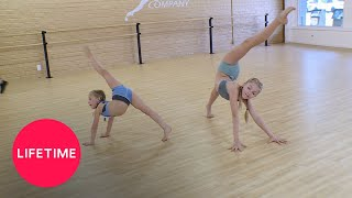 Dance Moms: Brynn and Jojo's Competing Duets (Season 6 Flashback)   Lifetime