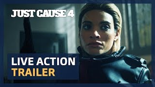 Just Cause 4 - 'One Man Did All This?' Élőszereplős Trailer