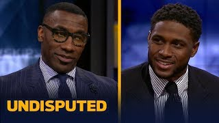 Reggie Bush: Giants definitely should've drafted Dwayne Haskins over Daniel Jones | NFL | UNDISPUTED