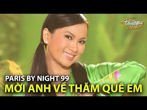 Hà Phương - Mời Anh Về Thăm Quê Em (Thùy Linh) PBN 99
