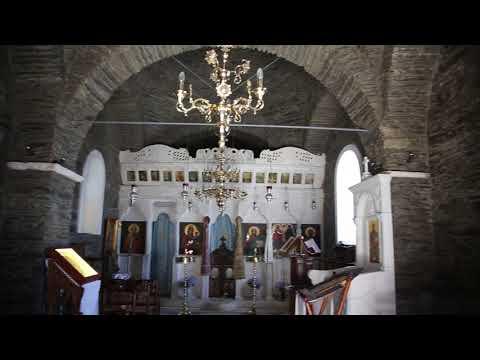 Μονή Αγίας Ειρήνης Άνδρου.  Ένα μοναστήρι μουσείο