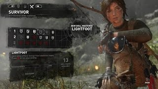 Rise of the Tomb Raider - Woman vs. Wild - 2. epizód: Gerillaharc